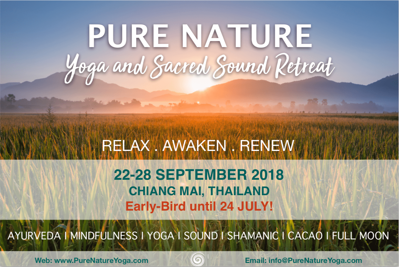 Sound Therapy Training Pure Nature Yoga