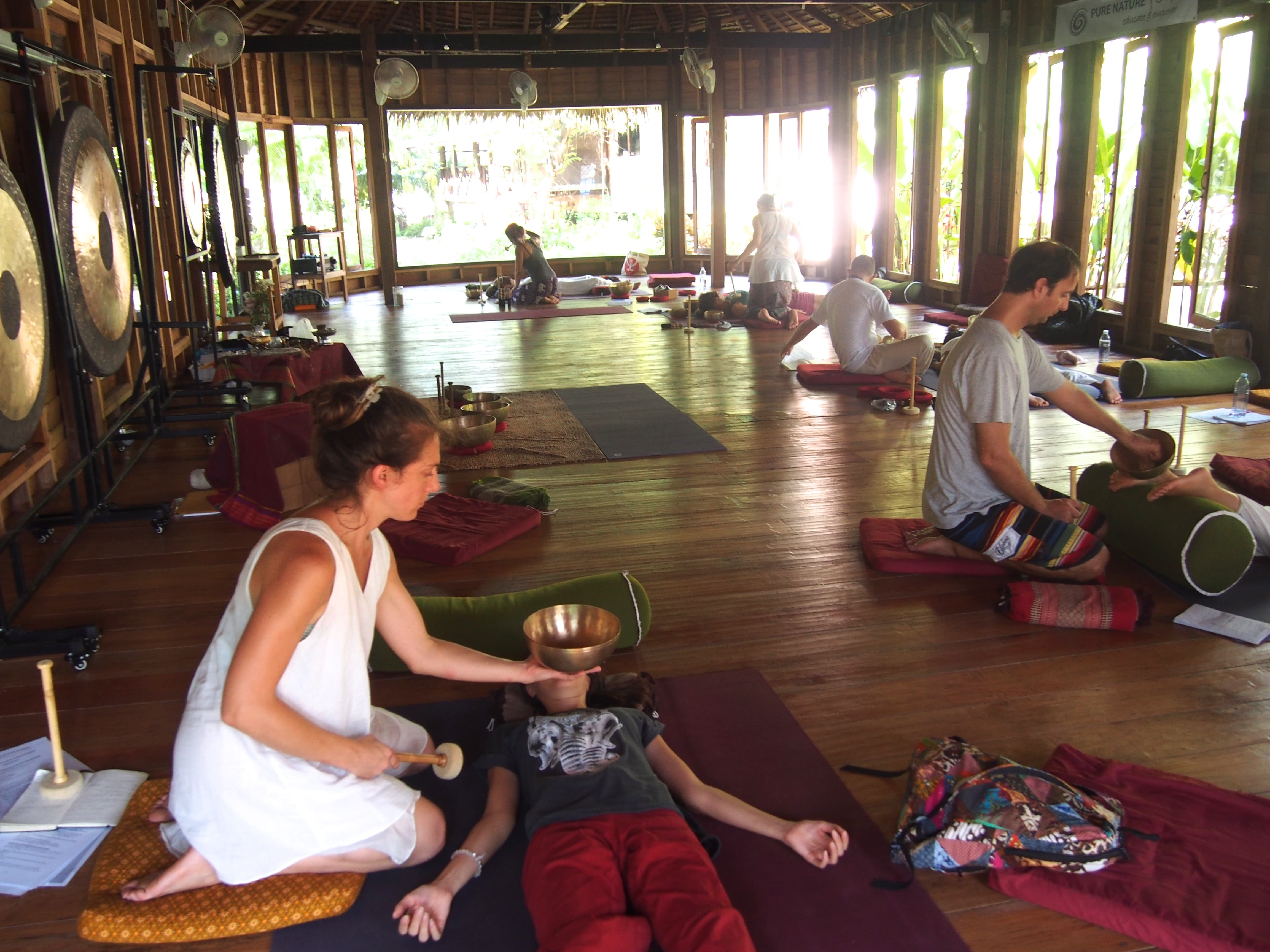 Sound Therapy Training - Pure Nature Yoga